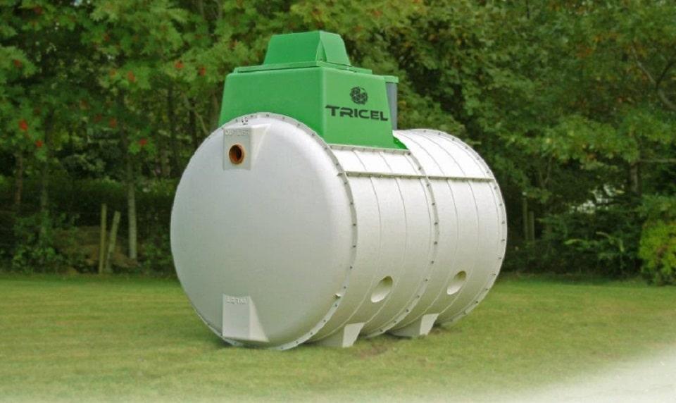 une micro-station d'assainissement