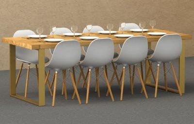 Embouts de pieds de tables et de chaises